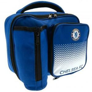 Chelsea FC Fade Lunch Bag Official Merchandise