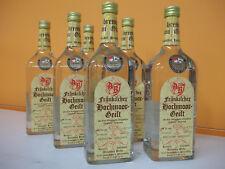6 FLASCHEN Fränkischer Hochmoorgeist, Kräuterlikör - 0,7 ltr. (33,33€/1l) 56%