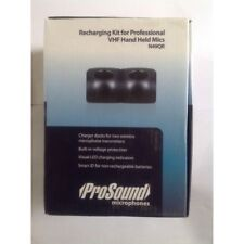 Prosound N49QR Micrófono Inalámbrico Vhf baterías de carga DOCK para N46QR/N47QR