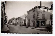 BLAINVILLE  Meurthe et moselle CPA 54 magasin BRESSON Mercerie et grande rue