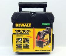 Dewalt Dw088k Horizontal And Vertical Self Leveling Line Laser