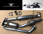 Fit 2003-2008 Toyota Matrix 1.8l Direct Fit Catalytic Converter With Resonator
