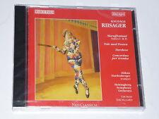 Knudage Riisager - Orchestral Music (Hardenberger) (Dausgaard) Sealed Da Capo CD