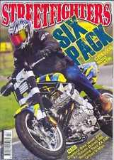 STREETFIGHTERS Magazine No.209 JULY 2011(NEW COPY)