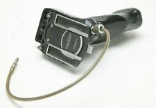 Rollei Rolleiflex Twin Lens Hand Grip w/Cable & Quick Tripod Release. Ex. Used.