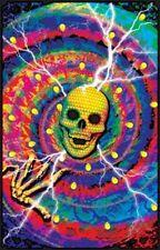 DRUG POSTER Cyber Junkie Blacklight
