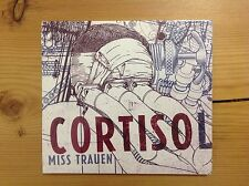 CORTISOL - Miss Trauen CD 2011 - MINT Sludge Core Doom Khanate