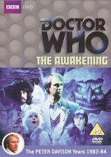 Doctor Who - The Awakening - NEW/ UNSEALED/DISPATCHED Peter Davison is  Dr Who