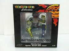 MINICHAMPS VALENTINO ROSSI 1/12 PILOTA GP ESTORIL 2009 FIGURE 312090146 FIGURINE