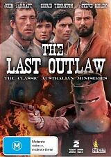 THE LAST OUTLAW ( 2 DISC SET ) NEW AND SEALED AUSTRALIAN MOVIE   NEW AND SEALED