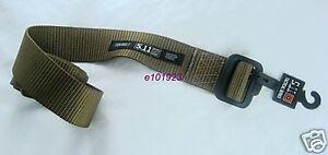 New USMC Tactical Duty Belt Coyote Tan--Airsoft