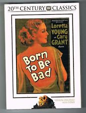 BORN TO BE BAD - LORETTA YOUNG & CARY GRANT - DVD - NEUF NEW NEU
