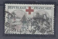 CROIX ROUGE N° 156 - Oblitéré
