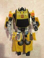 Transformers Classics Sunstreaker Figure w/ Gun