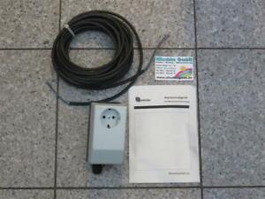 Alarmschaltgerät mit Waschmaschinenstop für SWH 100 Schmutzwasser Hebeanlage
