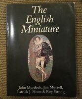 The English Miniature Collectors' Reference Book by Murdoch Murrell, Noon Strong
