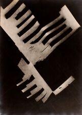 "LASZLO MOHOLY-NAGY  ""Piano Keys"" 1920, 250gsm Bauhaus Constructivism Poster"