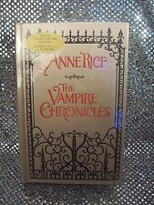 ANNE RICE:THE VAMPIRE CHRONICLES (2009) 3 Novels [Leatherbound] BRAND NEW/SEALED