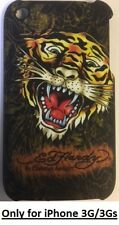 Ed Hardy Tiger Tattoo Phone Case Protector for iPhone 3G/3GS