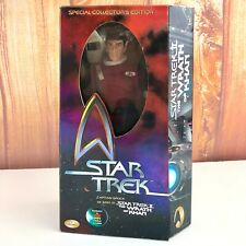 "Playmates 1999 KB Exclusive Star Trek II Wrath of Khan 12"" Captain Spock SEALED!"