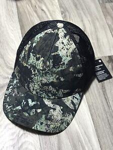 Lululemon Commission Hat One Size Deciduous Camo Green/Black DCRM/BLK 26595