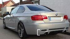 BMW 3er E92 E93 Diffusor 335d 335i Performance für M-Paket Heckstoßstange