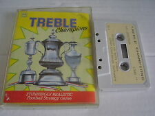 SINCLAIR SPECTRUM CASSETTE TREBLE CHAMPIONS
