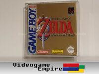 1x Acryl Box Nintendo Game Boy / Color / Advance OVP Schutzhülle Hülle Protector