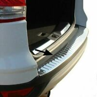 FORD KUGA MK3 St-Line 2017Up Chrome Rear Bumper Protector Scratch Guard S.Steel