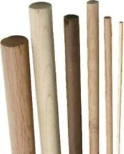 """Oak Dowel Rod --- 36"""" by 5/8"""" -  furniture repair vintage antique restore old"""