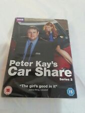Peter Kay's Car Share Series 2 DVD  brand new/sealed