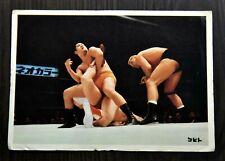 Japan Wrestling Kobito Bromaide 1969 AntonioInoki-c