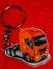 porte-cles camion iveco 1 keychain truck llavero schlusselring