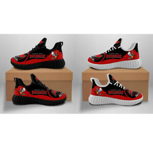 Tampa Bay Buccaneers Fan Lightweight Breathable Sneakers Gym Climber Sport Shoes