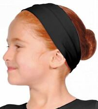Black Cotton Headbands by Roch Valley
