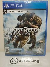 Tom Clancy's Ghost Recon Breakpoint - PS4 Pro (PlayStation 4, 2019) standard