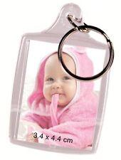 Un porte clés cadre photo - Possibilité de mettre une ou deux photos - Cadeau