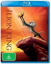 THE LION KING (1994) Region Free [Blu-ray] Walt Disney