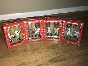 Big Red Machine Kroger Bobbleheads Cincinnati Reds