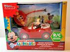 Jada Toys Disney Junior RC Mickey Mouse Club House Roadster Remote Control NEW