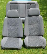Subaru Impreza GC Sitzgarnitur Stoffsitze Fahrersitz Beifahrersitz Sitz hinten