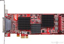ATI FireMV 2400 256MB PCIe Quad View Video Graphics Card 102A6140201 109-A61431