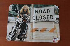 Affiche / Poster Hard Heavy Metal - David Lee Roth / Iron Maiden - 40cm x 60cm