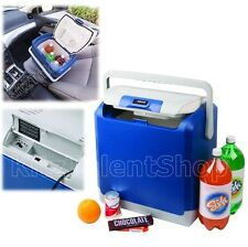 12V Car Fridge Cooler Warmer Refrigerator Portable Travel Freezer Beverage -24L