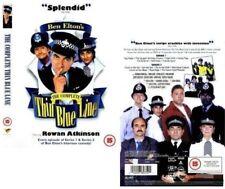 THE THIN BLUE LINE 1+2 (1995-96): COMPLETE Rowan Atkinson TV Series - NEW DVD UK