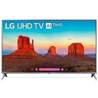 "LG UK6500AUA 65"" 4K UHD LED Smart TV"