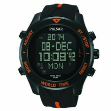 Pulsar Mens Sport Watch RRP £125 Brand New and Boxed