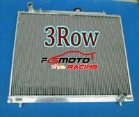 3 ROW For Mitsubishi Pajero Montero Shogun NM NP NS NT 2.8 3.2 V6 MT Radiator