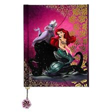 Disney Store Fairytale Designer Collection Ariel and Ursula Journal