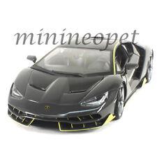 MAISTO 31386 LAMBORGHINI CENTENARIO LP770-4 1/18 DIECAST MODEL CAR GREY